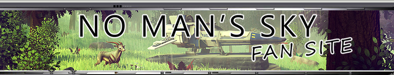 The Original Fan Site for the game No Man's Sky.